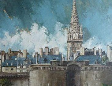 Saint-Malo, intra-muros