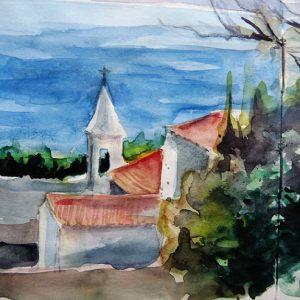 El Hierro : Chapelle de la Virgen de los Reyes