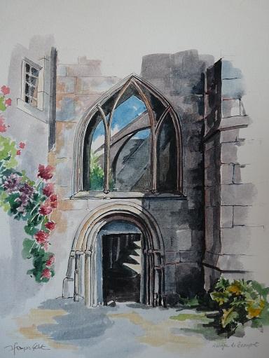 Goëlo : l'Abbaye de Beauport