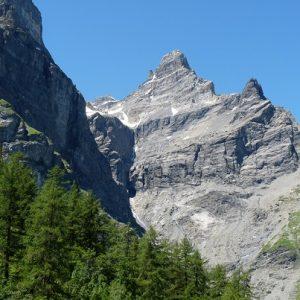 Au dessus du Col de Salanfe