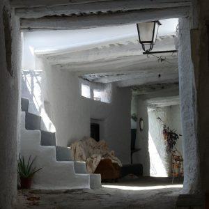 La Alpujarra, La Taha : village de Ferreirola